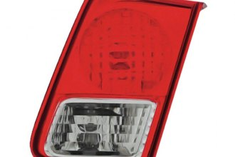 Replace® HO2800152 - Driver Side Inner Replacement Tail Light Lens and Housing