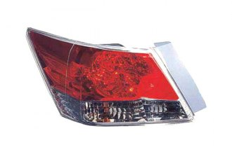 Replace® HO2800172V - Driver Side Replacement Tail Light