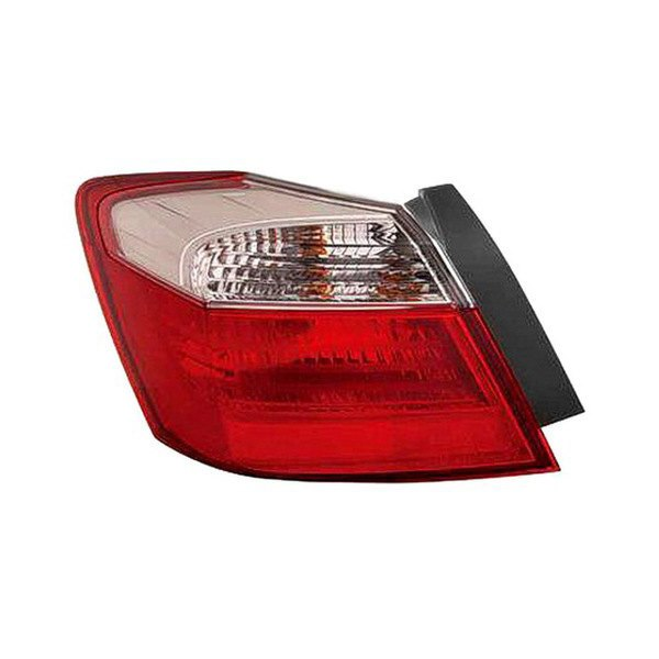 replace honda accord 2014 2015 replacement tail light. Black Bedroom Furniture Sets. Home Design Ideas
