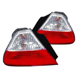 Replace® - Diamond Lens Tail Lights