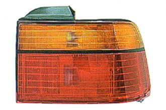 Replace® - Replacement Outer Tail Light Lens and Housing