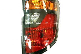 Replace® HO2819131 - Passenger Side Replacement Tail Light Lens and Housing