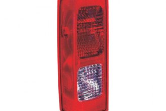 Replace® HU2800100 - Driver Side Replacement Tail Light Lens and Housing