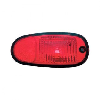 Replace® - Driver Side Rear Replacement Side Reflector