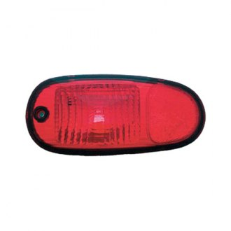 Replace® - Passenger Side Rear Replacement Side Reflector