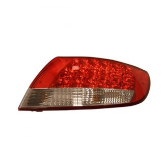 Replace® - Passenger Side Outer Replacement Tail Light (Brand New OE)