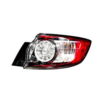 Replace® - Passenger Side LED Tail Lights