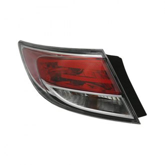 Replace® - Outer Replacement Tail Light