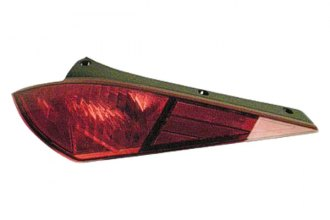 Replace® - Upper Replacement Tail Light