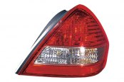 Replace® - Passenger Side Replacement Tail Light