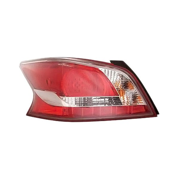 replace nissan altima sedan 2013 driver side replacement tail light. Black Bedroom Furniture Sets. Home Design Ideas