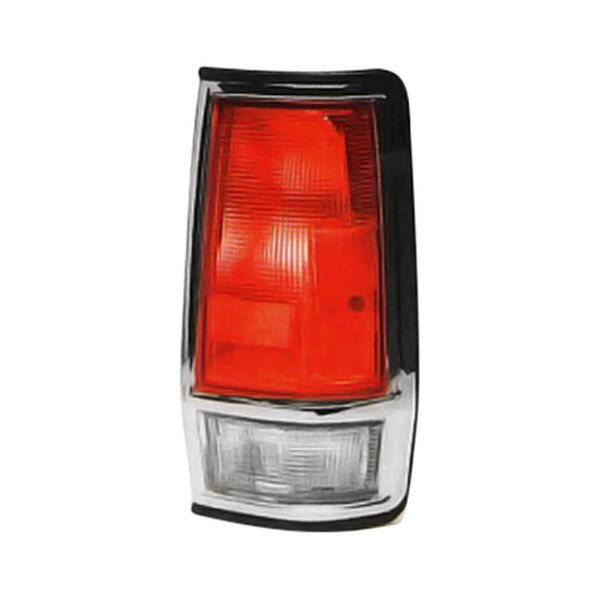 Tail Light Lens Replacement : Replace ni driver side replacement tail light lens