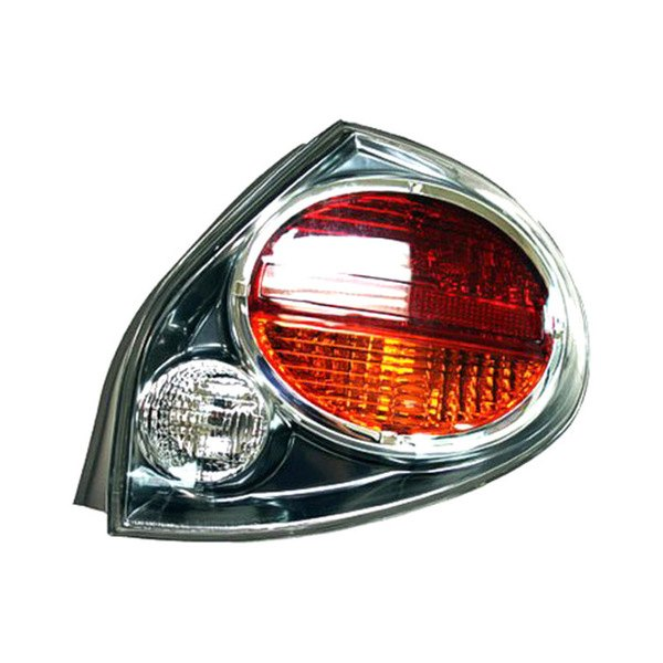 Tail Light Lens Replacement : Replace ni v passenger side replacement tail
