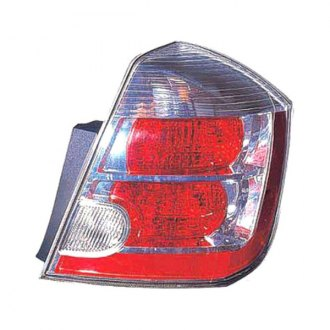 Replace® - Passenger Side Replacement Tail Light (Remanufactured OE)