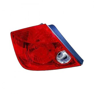 Replace® - Outer Replacement Tail Light Lens and Housing