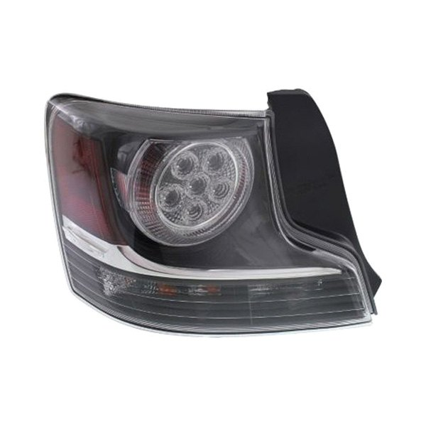 replace scion tc 2014 2016 replacement tail light lens and housing. Black Bedroom Furniture Sets. Home Design Ideas
