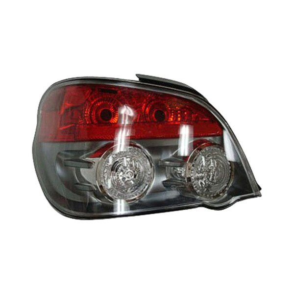 Replace® - Driver Side Replacement Tail Light Lens