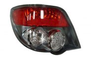 Replace® - Replacement Tail Light Lens and Housing (Brand New OE)