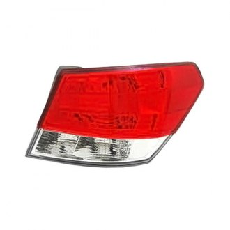 Replace® - Passenger Side Outer Replacement Tail Light