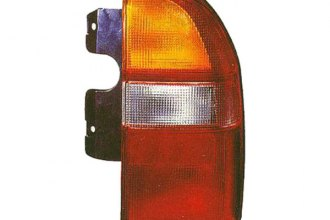 Replace® SZ2819103 - Passenger Side Replacement Tail Light Lens and Housing
