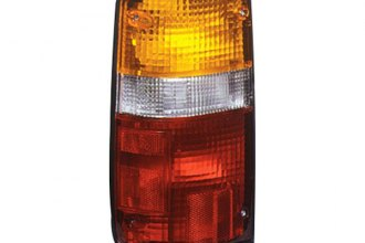 Replace® TO2800105 - Driver Side Replacement Tail Light