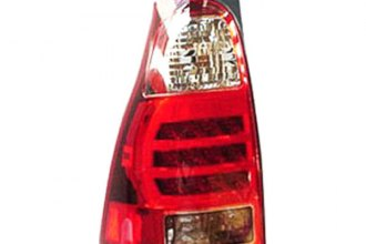 Replace® TO2800172 - Driver Side Replacement Tail Light Lens and Housing