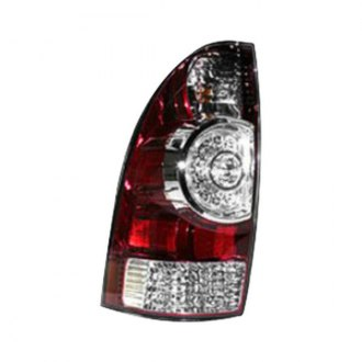 Replace® - Chrome LED Tail Lights