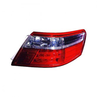 Replace® - Passenger Side LED Tail Light Lens and Housing