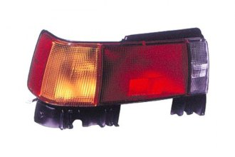 Replace® - Driver Side Tail Light Lens and Housing