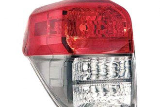 Replace® TO2818147 - Driver Side Replacement Tail Light Lens and Housing