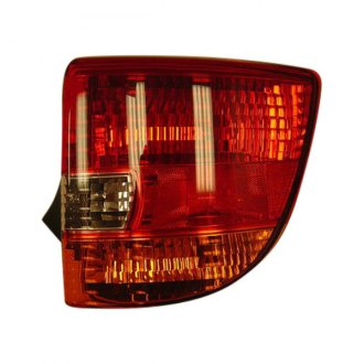 Replace® - Passenger Side Replacement Tail Light Lens and Housing (Brand New OE)