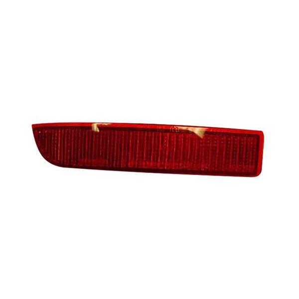 replace toyota rav4 2006 rear bumper reflector. Black Bedroom Furniture Sets. Home Design Ideas