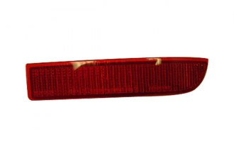Replace® - Passenger Side Rear Replacement Side Reflector (Brand New OE)