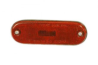 Replace® TO2861109 - Passenger Side Rear Replacement Side Marker Light