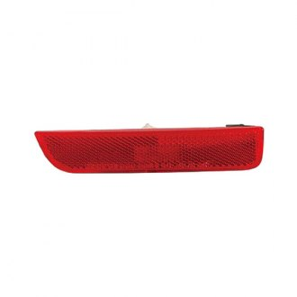 Replace® - Rear Driver Side Replacement Side Marker Light Lens and Housing