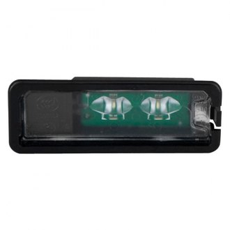 Replace® - Rear Driver Side License Lamp
