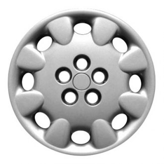 "Replace® - 14"" 8 Holes Silver Wheel Cover"