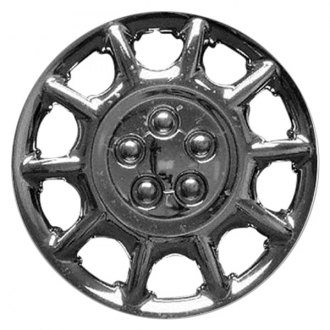 "Replace® - 15"" Remanufactured 10 Holes Chrome Wheel Cover"