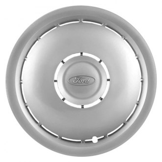 "Replace® - 14"" 16 Slots Silver Wheel Cover"