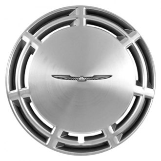 "Replace® - 14"" Remanufactured 14-Slot Silver Wheel Cover"
