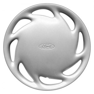 "Replace® - 13"" Remanufactured 8 Slots Silver Wheel Cover"