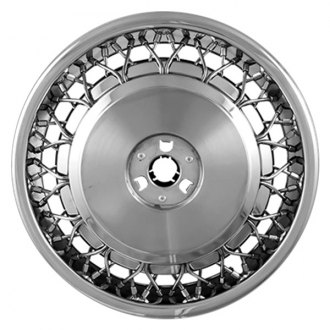 "Replace® - 15"" Remanufactured Silver Wheel Cover"