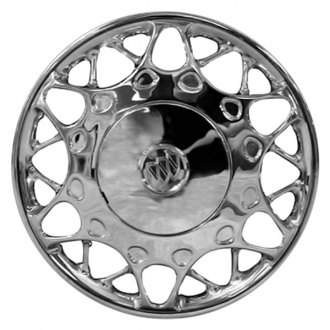 "Replace® - 15"" Remanufactured 24-Hole Chrome Wheel Cover"