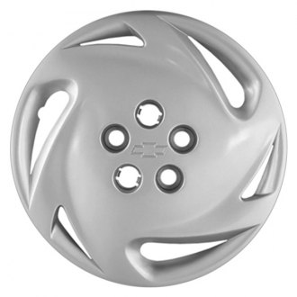 "Replace® - 14"" 6 Slots Silver Wheel Cover"