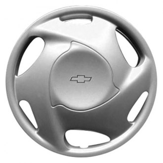 "Replace® - 14"" Remanufactured 6 Slots Silver Wheel Cover"