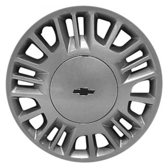 "Replace® - 15"" Remanufactured 20 Holes Silver Wheel Cover"