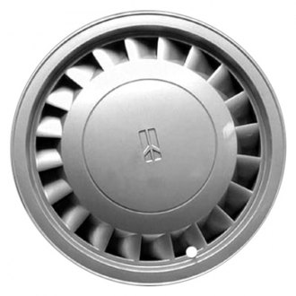 "Replace® - 14"" Remanufactured 20 Slots Silver Wheel Cover"