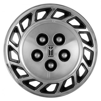 "Replace® - 14"" Remanufactured 13 Slots Silver Wheel Cover"