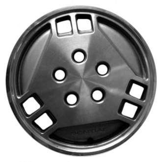 "Replace® - 14"" Remanufactured 6 Holes Silver Wheel Cover"