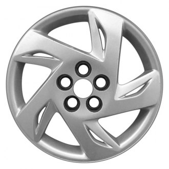 "Replace® - 15"" Remanufactured 5 Spokes Wheel Cover"